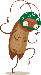 ゴキブリ 見つけたらすぐにご連絡ください
