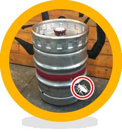 ビールや樽